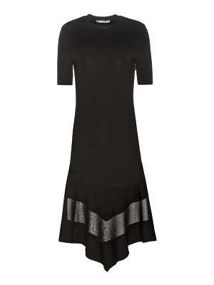 Givenchy Knitted T-shirt dress