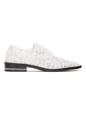 Givenchy Lace Loafers