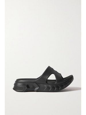 Givenchy marshmallow rubber slides