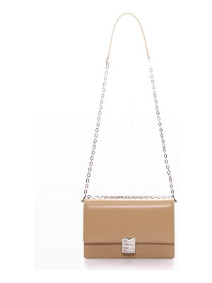 Givenchy Medium 4G Bag in Box Leather with Chain