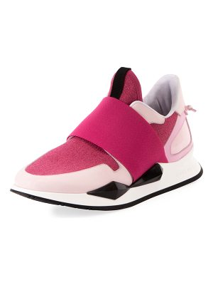 Givenchy Mid-Top Elastic Runner Sneaker