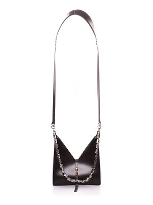 Givenchy Mini Cutout Shoulder Bag with Chain