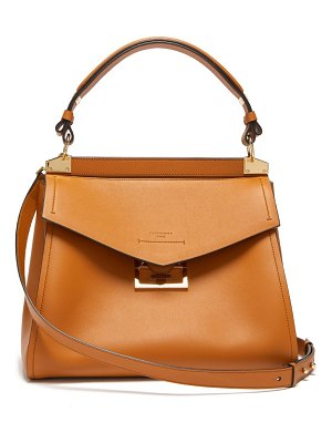 Givenchy mystic medium leather top handle bag