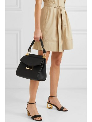 Givenchy mystic small leather tote