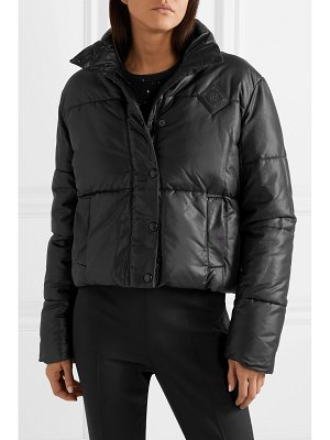 Givenchy quilted shell jacket