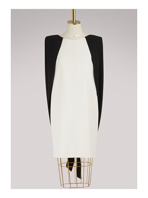 Givenchy Short dress with cape