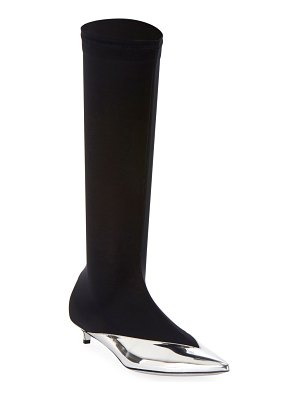 Givenchy Show Stretch Knee Boots