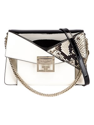 Givenchy small mixed leather gv3