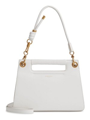 Givenchy small whip top handle bag