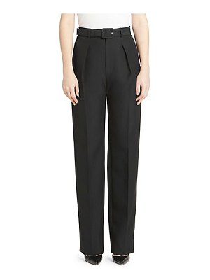 Givenchy straight-leg wool trousers
