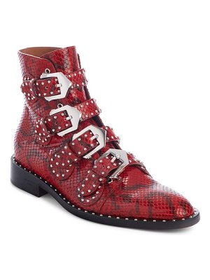 Givenchy studded ankle boot