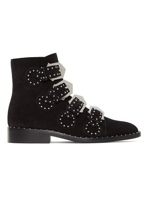 Givenchy Suede Elegant Line Boots