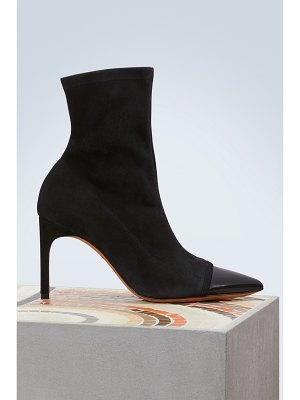 Givenchy Suede leather boots