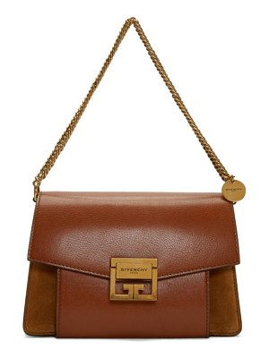Givenchy tan small gv3 bag