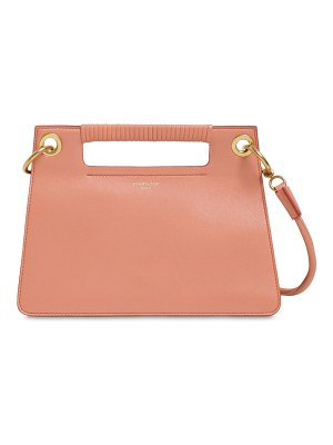 Givenchy Whip small leather top handle bag