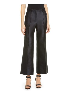 Givenchy wide leg ankle pants