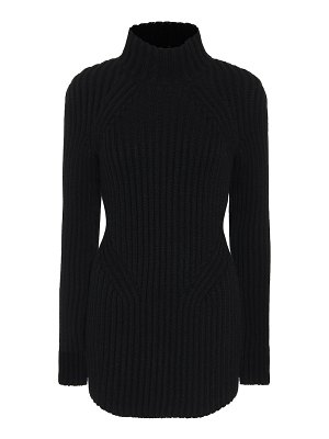 Givenchy wool and cashmere sweater minidress