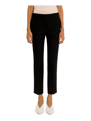 Givenchy Wool Cigarette Trousers