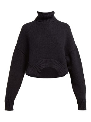 GOLDEN GOOSE DELUXE BRAND High Neck Sweater