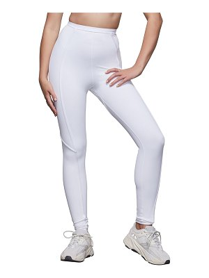 GOOD AMERICAN Corset Seam Active Leggings - Inclusive Sizing