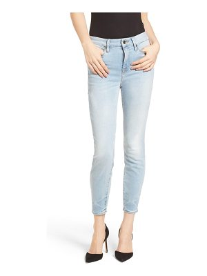 GOOD AMERICAN good legs high waist crop skinny jeans
