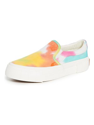 Good News yess ombre slip on sneakers