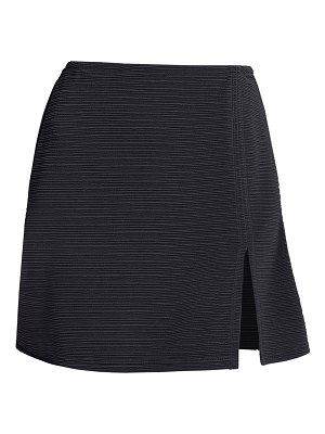 Gottex Swim deep dive mini slit skirt