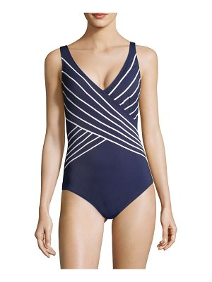 Gottex Swim embrace one-piece swimsuit