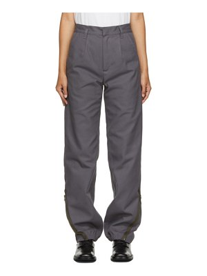 GR10K klopman architectonic trousers