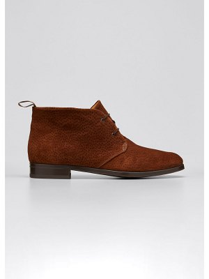 Gravati Suede Loafer Booties