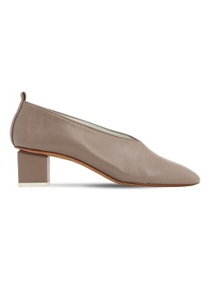 Gray Matters 40mm mildred leather pumps