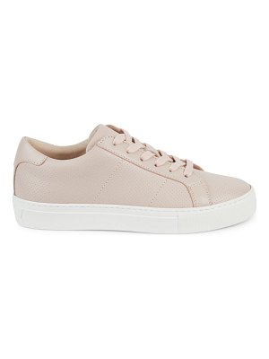 GREATS Royale Perforated Leather Sneakers