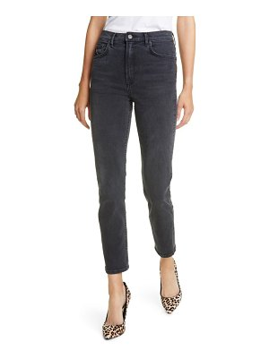 GRLFRND reed high waist ankle skinny jeans