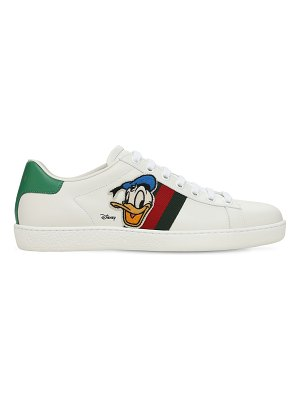 Gucci 10mm gucci x disney ace leather sneakers