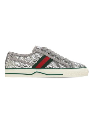 Gucci 15mm gucci tennis 1977 sequin sneakers