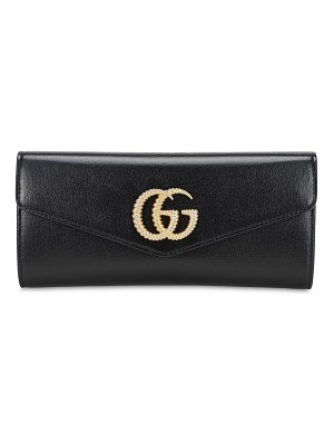 Gucci Broadway gg leather clutch