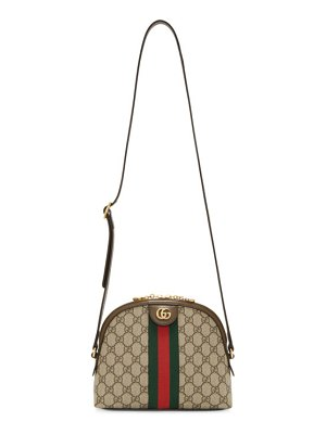 Gucci brown and beige gg ophidia bag