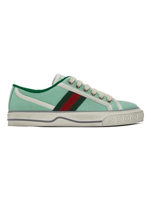 Gucci green  tennis 1977 sneakers