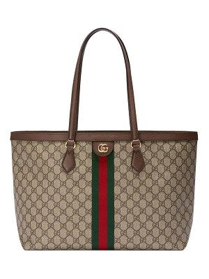 Gucci medium ophidia gg supreme canvas tote