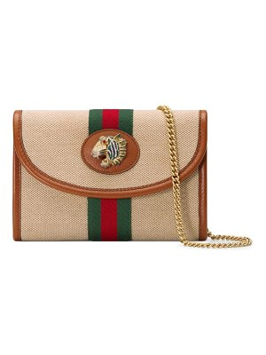 Gucci mini rajah bag