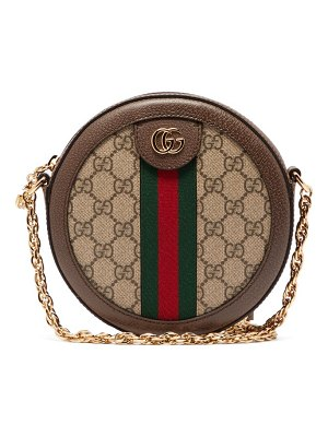 Gucci ophidia gg supreme canvas cross body bag