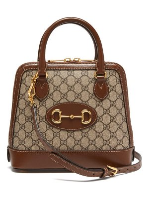 Gucci ophidia gg supreme canvas shoulder bag