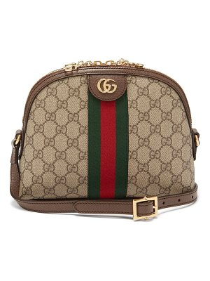 Gucci ophidia gg supreme cross body bag