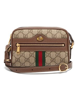 Gucci ophidia gg supreme cross body mini bag
