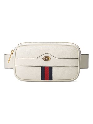 Gucci Ophidia Leather Belt Bag