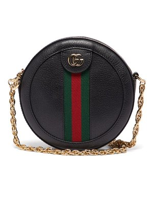 Gucci ophidia leather cross body bag