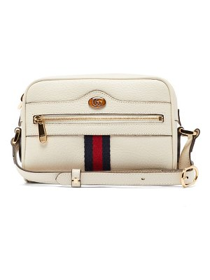 Gucci ophidia mini leather cross body bag