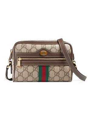 Gucci ophidia small gg supreme canvas crossbody bag