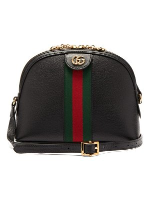 Gucci ophidia small leather cross-body bag