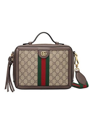 Gucci ophidia small top handle bag